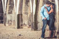 Leisha & Hendricks shoot in Kalk Bay